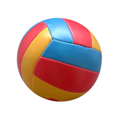 stuffed volleyball