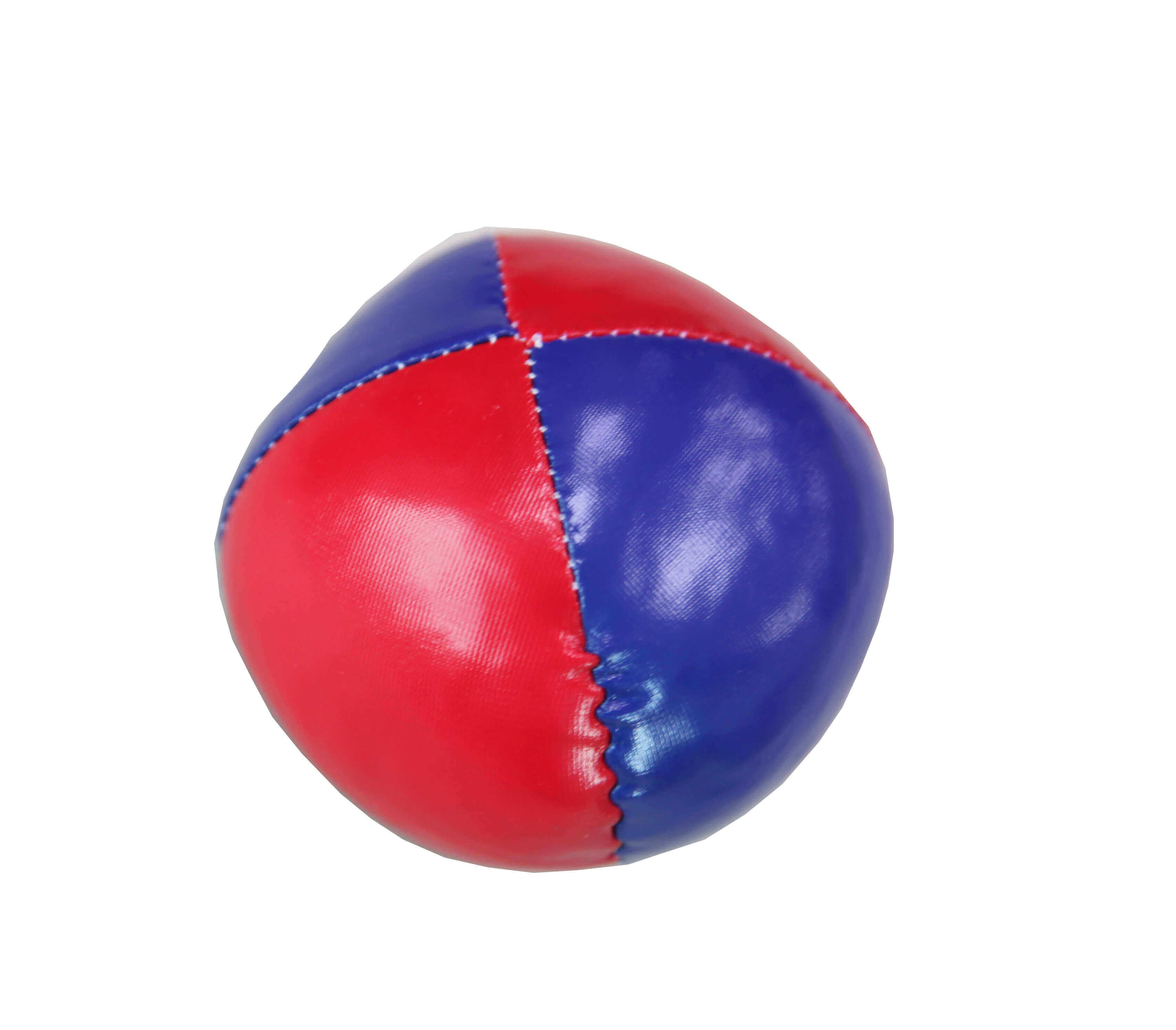 two clolor juggling ball