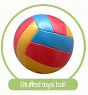 plush ball kid toy