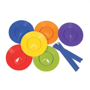 juggling turntable