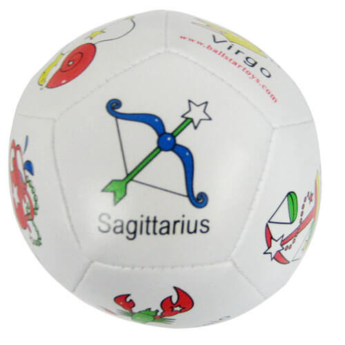 sagittarius constellation kid ball