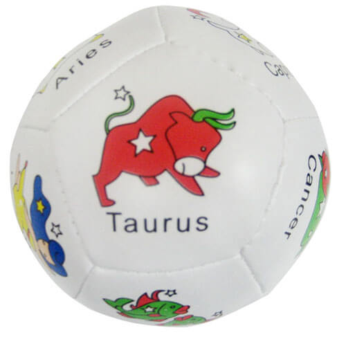 taurus constellation kid ball