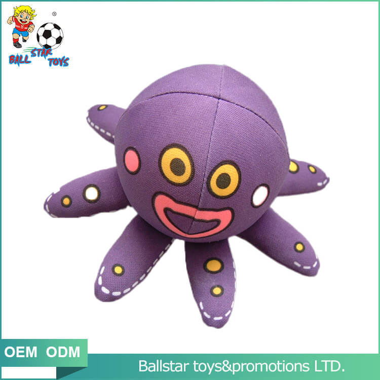 plush stuffed octopus toy animal toy